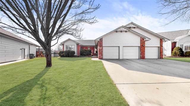 7617 W Oneil St., Wichita, KS 67212 (MLS #577195) :: Pinnacle Realty Group