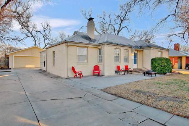 1504 N Saint Clair Ave, Wichita, KS 67203 (MLS #577204) :: Lange Real Estate