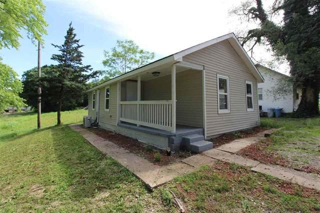 226 E 4th St, Wellington, KS 67152 (MLS #577205) :: Lange Real Estate