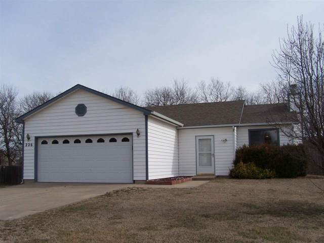 226 S Sunflower St, Rose Hill, KS 67133 (MLS #577226) :: On The Move