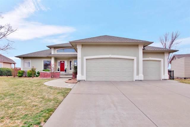 3101 N Ridge Port St, Wichita, KS 67205 (MLS #577228) :: Lange Real Estate
