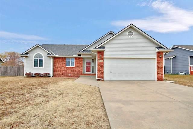 5320 E Ashton, Bel Aire, KS 67220 (MLS #577278) :: Kirk Short's Wichita Home Team