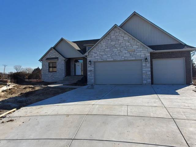 2329 S Ironstone, Wichita, KS 67230 (MLS #577281) :: On The Move