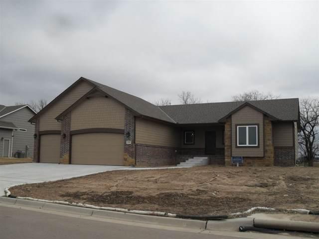 13307 Lost Creek, Wichita, KS 67235 (MLS #577287) :: On The Move