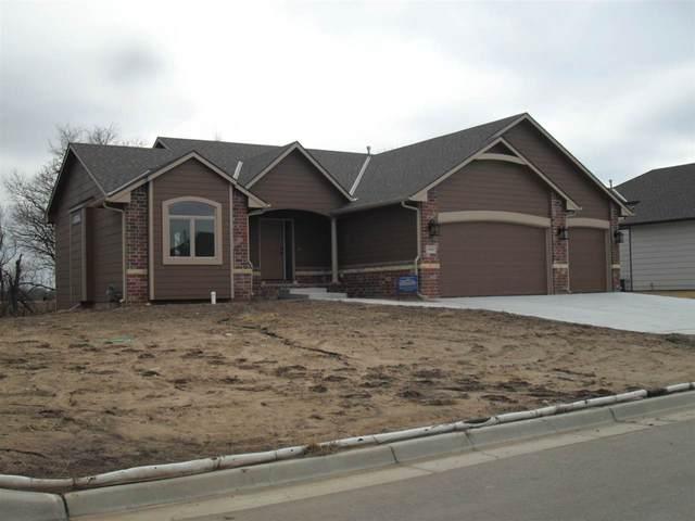 13311 Lost Creek, Wichita, KS 67235 (MLS #577292) :: On The Move