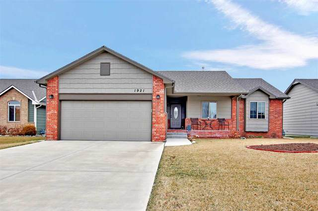 1921 E Cedar Tree Ct, Park City, KS 67219 (MLS #577299) :: Graham Realtors