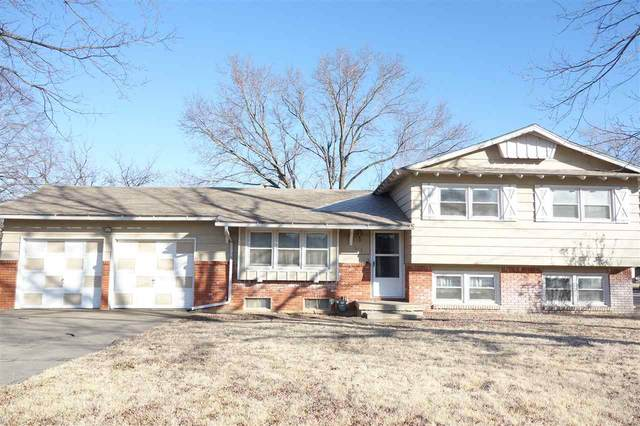 614 Central Street, Andover, KS 67002 (MLS #577300) :: On The Move