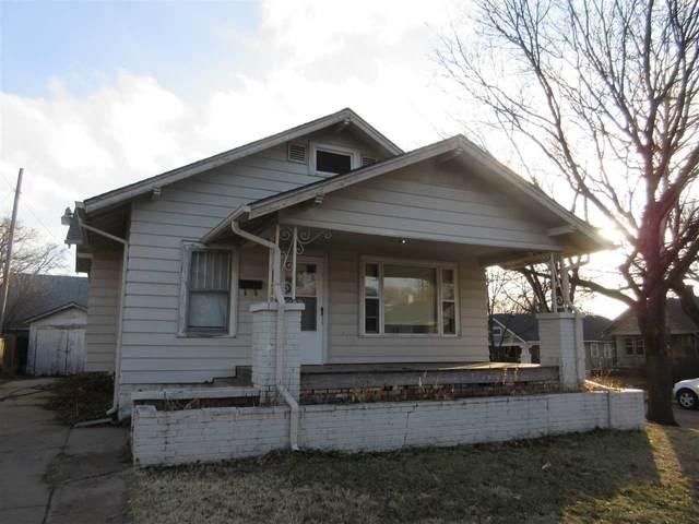 3501 E Waterman St, Wichita, KS 67218 (MLS #577302) :: Lange Real Estate