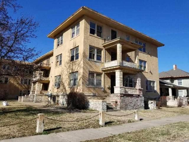 1017 Millington St 116 E 11th, Winfield, KS 67156 (MLS #577321) :: Lange Real Estate