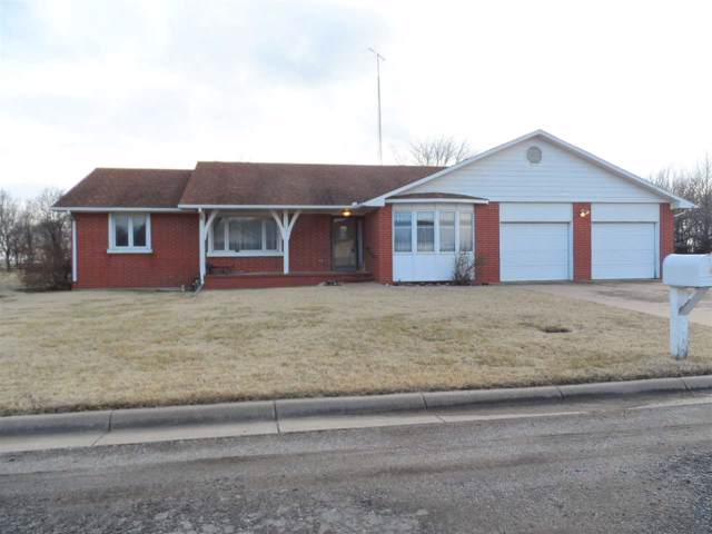 619 W 17th St, Harper, KS 67058 (MLS #577326) :: Lange Real Estate