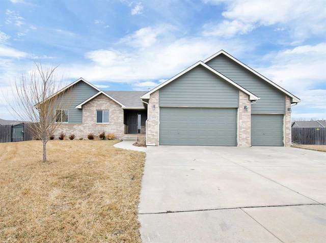 6916 N Wendell Ct, Park City, KS 67219 (MLS #577329) :: Graham Realtors