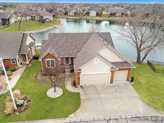 2361 N Lakeway Cir, Wichita, KS 67205 (MLS #577340) :: Lange Real Estate