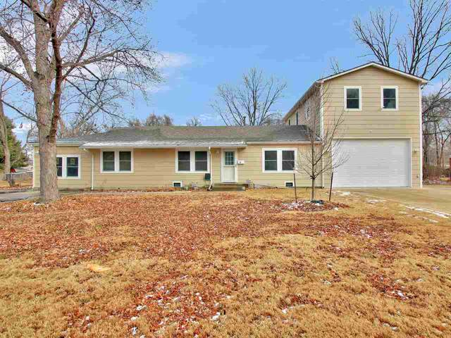 214 Van Arsdale Ave, Haysville, KS 67060 (MLS #577351) :: Lange Real Estate