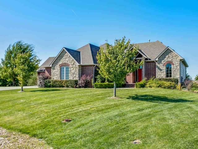 3611 Deer Ridge, Rose Hill, KS 67133 (MLS #577366) :: Lange Real Estate