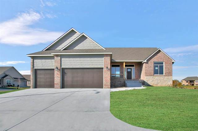 4681 N Elk Creek, Bel Aire, KS 67226 (MLS #577369) :: Graham Realtors