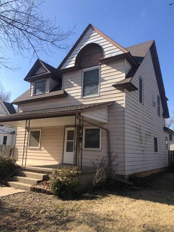 402 S Jennings Ave, Anthony, KS 67003 (MLS #577383) :: Graham Realtors
