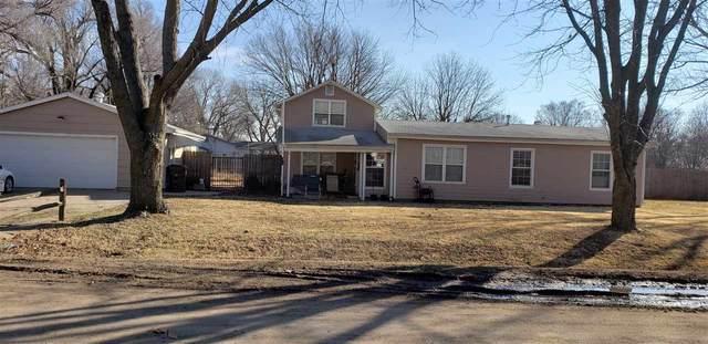 8152 S Victoria St, Haysville, KS 67060 (MLS #577390) :: Lange Real Estate
