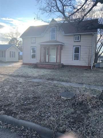 217 N Emporia St, Haven, KS 67543 (MLS #577391) :: Lange Real Estate