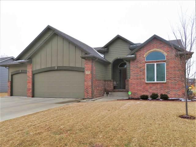 1219 W Leonard, Haysville, KS 67060 (MLS #577412) :: Lange Real Estate