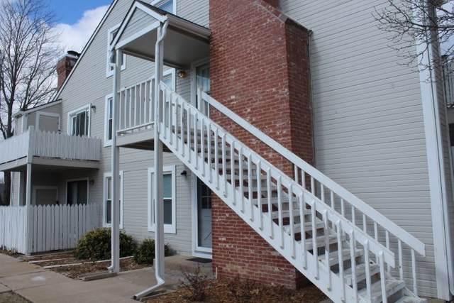 1717 S Cypress St, # 822, Wichita, KS 67207 (MLS #577428) :: On The Move