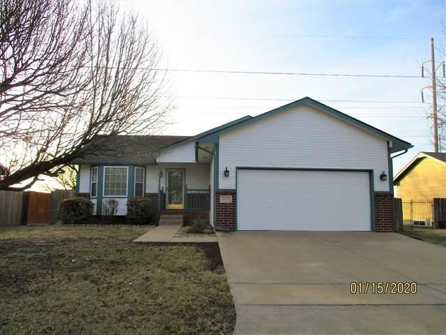 1921 S Honeytree, Wichita, KS 67207 (MLS #577439) :: Lange Real Estate
