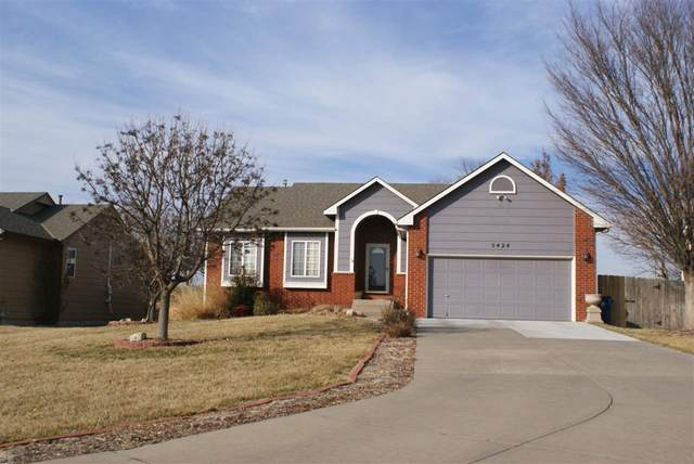 5424 E 49th St N, Bel Aire, KS 67220 (MLS #577473) :: Kirk Short's Wichita Home Team