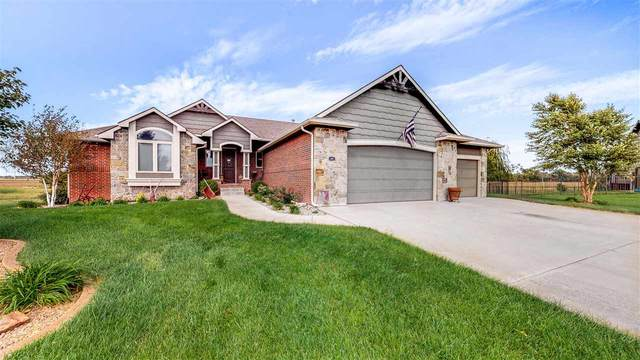 4867 N Emerald Ct., Maize, KS 67101 (MLS #577477) :: Kirk Short's Wichita Home Team
