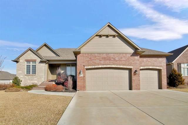 15212 E Sundance St, Wichita, KS 67230 (MLS #577478) :: On The Move