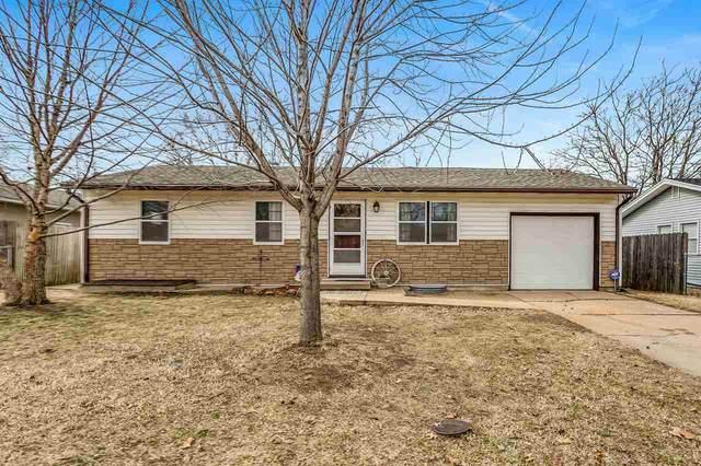 6517 N Randall Dr, Park City, KS 67219 (MLS #577479) :: Lange Real Estate