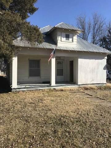 1450 S Rock Road, Geuda Springs, KS 67051 (MLS #577488) :: Lange Real Estate