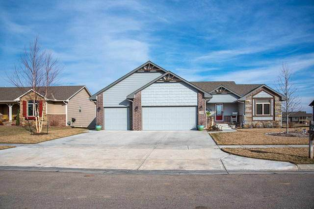 1106 N Forestview St, Wichita, KS 67235 (MLS #577496) :: Kirk Short's Wichita Home Team