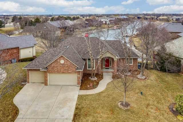 2402 W Timbercreek Cir, Wichita, KS 67204 (MLS #577497) :: On The Move