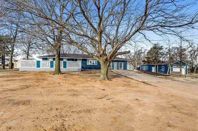 2473 NE 170 Ave, Cheney, KS 67025 (MLS #577503) :: Pinnacle Realty Group