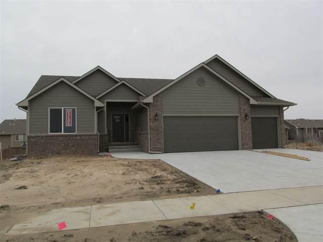 5285 N Pebblecreek, Bel Aire, KS 67226 (MLS #577506) :: Kirk Short's Wichita Home Team
