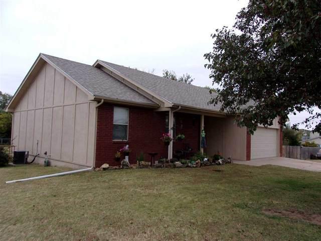 119 Charden Drive, Arkansas City, KS 67005 (MLS #577517) :: On The Move