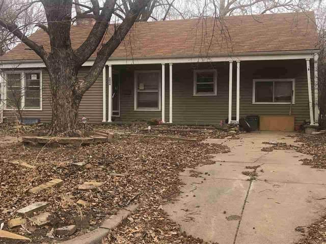 2034 N Burns, Wichita, KS 67204 (MLS #577530) :: On The Move
