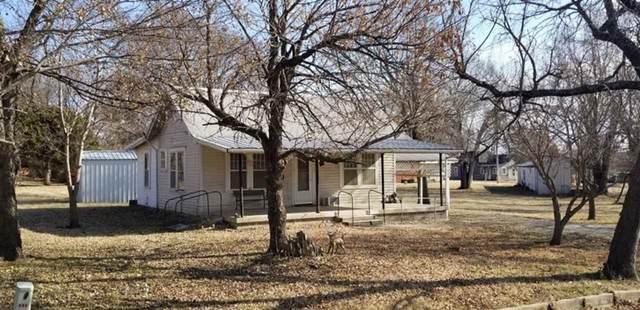 406 Cedar, Cedar Vale, KS 67024 (MLS #577531) :: Keller Williams Hometown Partners