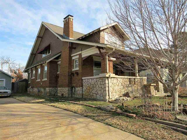 1032 W Riverside Ave, Wichita, KS 67203 (MLS #577541) :: On The Move