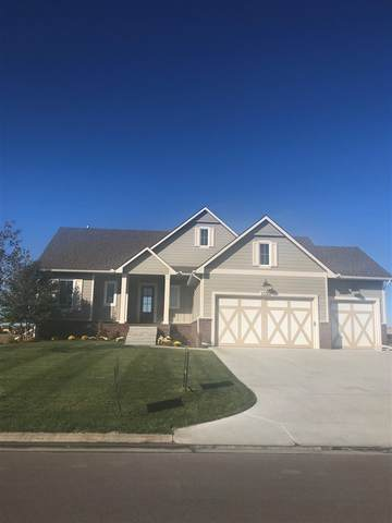 1330 W Ledgestone, Andover, KS 67002 (MLS #577564) :: On The Move