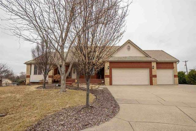 1612 W Highlander Ct, Andover, KS 67002 (MLS #577572) :: On The Move