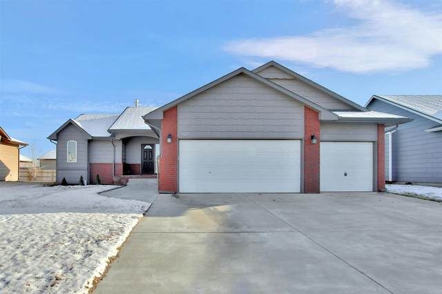 524 S Horseshoe Bend, Maize, KS 67101 (MLS #577576) :: Lange Real Estate