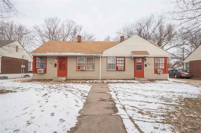2644 & 2646 E Grail St, Wichita, KS 67211 (MLS #577585) :: Lange Real Estate