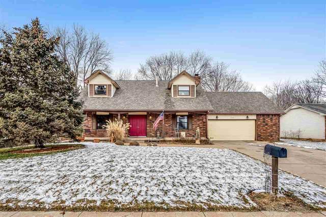 1142 Armstrong Ct, Derby, KS 67037 (MLS #577587) :: Kirk Short's Wichita Home Team