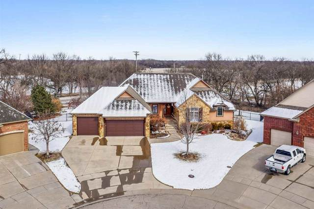 1687 E Cheyenne Pointe Ct, Andover, KS 67002 (MLS #577596) :: On The Move
