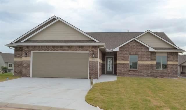 15005 W Hayden Cir, Wichita, KS 67235 (MLS #577611) :: Keller Williams Hometown Partners