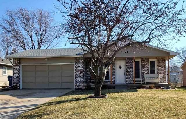 6374 N Scottsville, Park City, KS 67219 (MLS #577625) :: Lange Real Estate