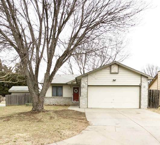 11909 W Bella Vista Cir, Wichita, KS 67212 (MLS #577626) :: Kirk Short's Wichita Home Team