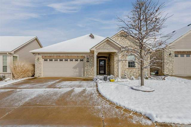 9677 W Village Pl, Maize, KS 67101 (MLS #577639) :: Lange Real Estate