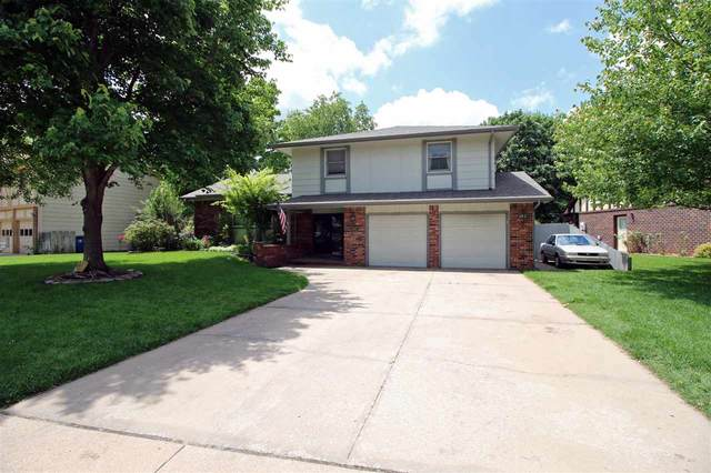 1347 N Dry Creek Dr, Derby, KS 67037 (MLS #577646) :: Lange Real Estate