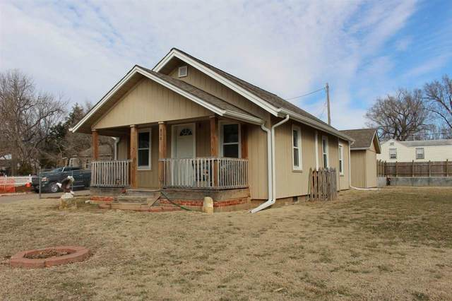 500 S Alleghany St., El Dorado, KS 67042 (MLS #577649) :: On The Move
